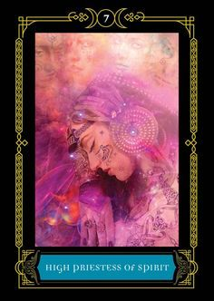 The High Priestess Of Spirit Colette Baron Reid Oracle Cards Founder Of Oracle School Angel Tarot Cards House Of Night Oracle Cards