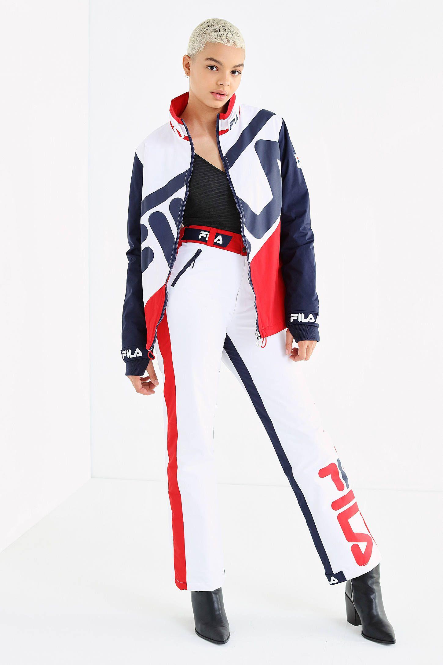 FILA + UO Cervinia Ski Pant | O U T F I T