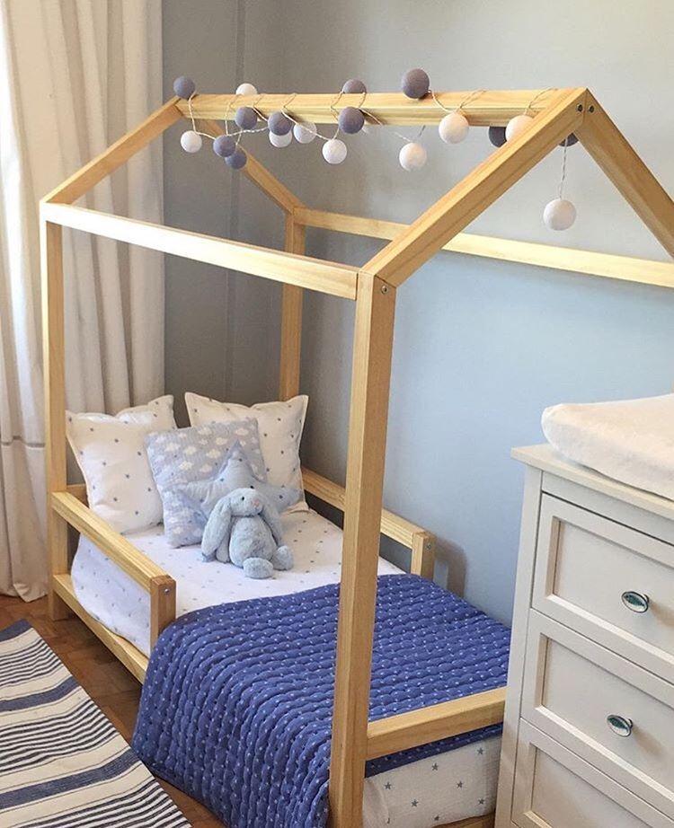 Mini cama #pereirareade#quartokids#quartocrianca#minicama#kidsroom#kidsdecor