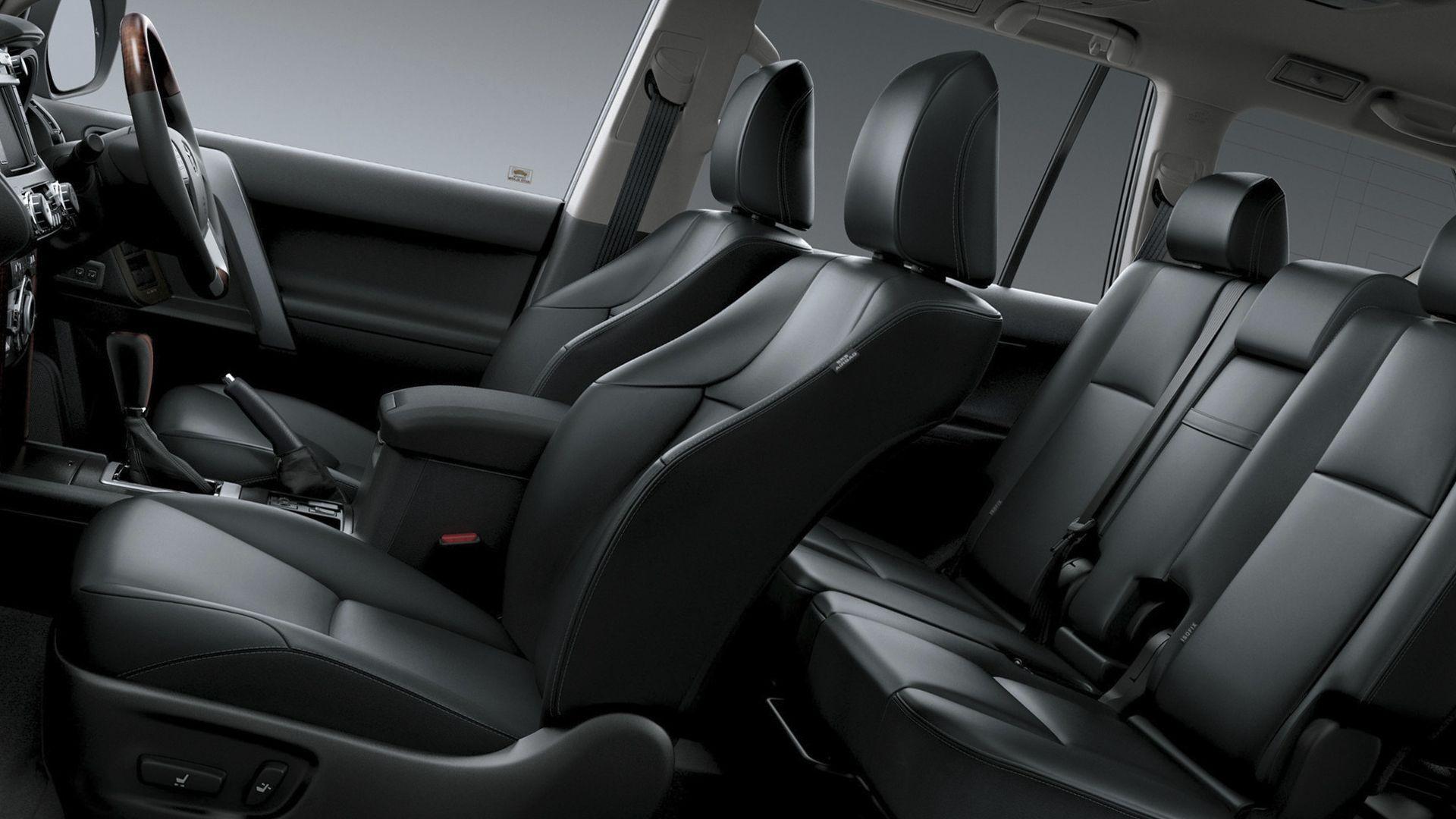 New 2019 Toyota Land Cruiser Prado Interior Design Toyota Land Cruiser Prado Land Cruiser Toyota Land Cruiser