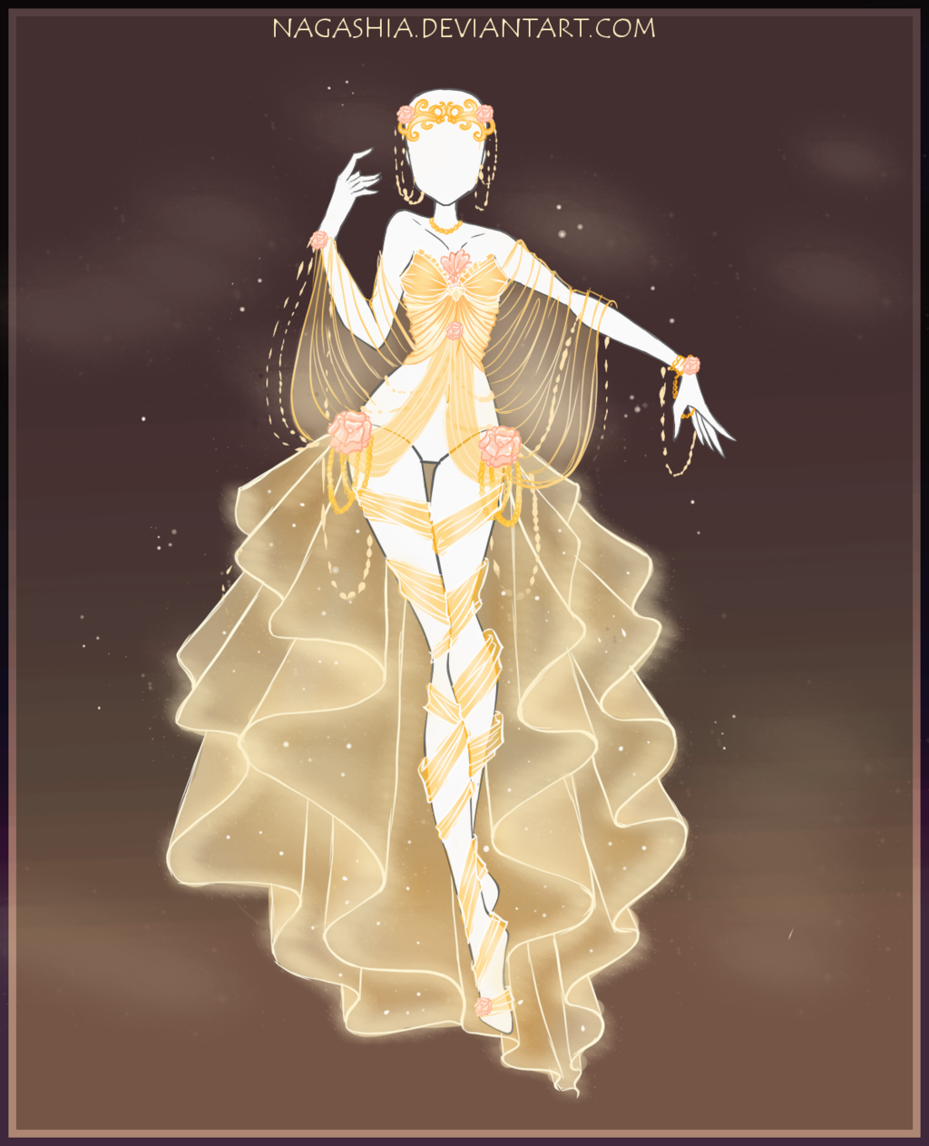 Adoptable Auction: The Stardust CLOSED by Nagashia.deviantart.com on @DeviantArt