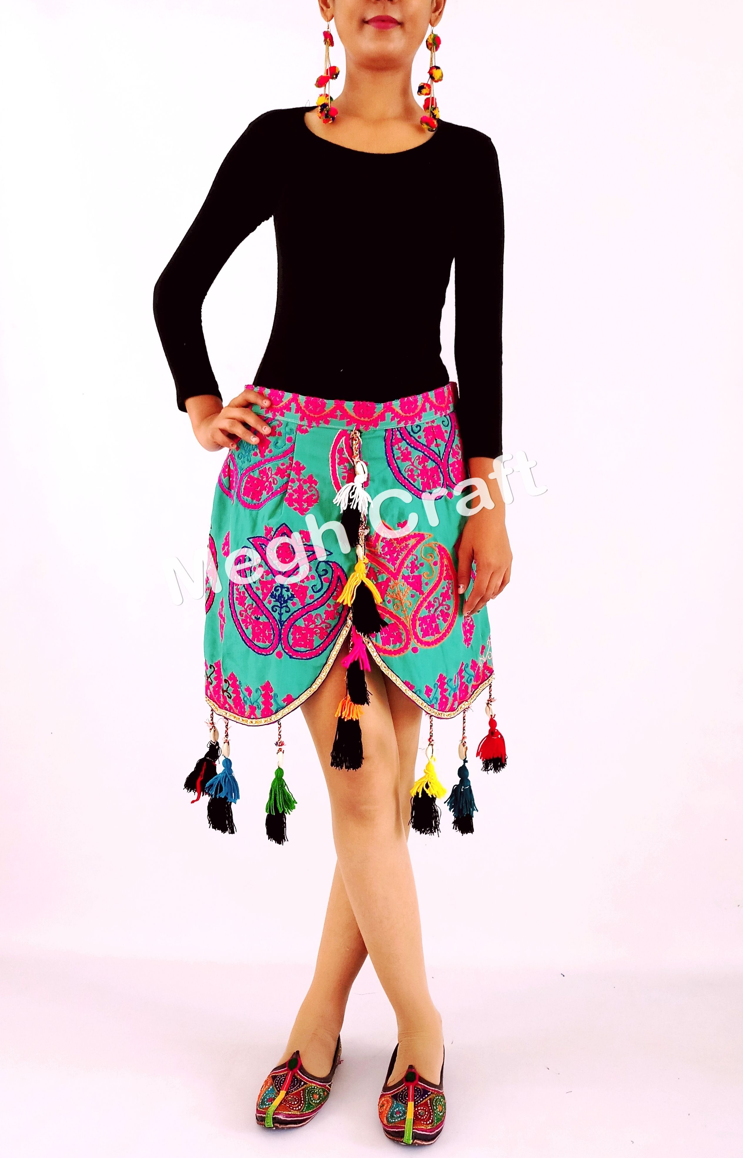 fb3bc37083 Boho Skirts Short