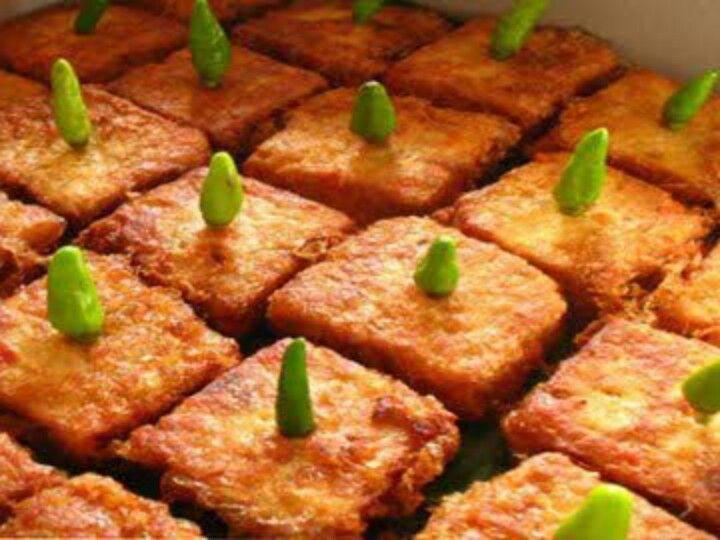 Resep Tahu Berontak Deli Food Food Recipes