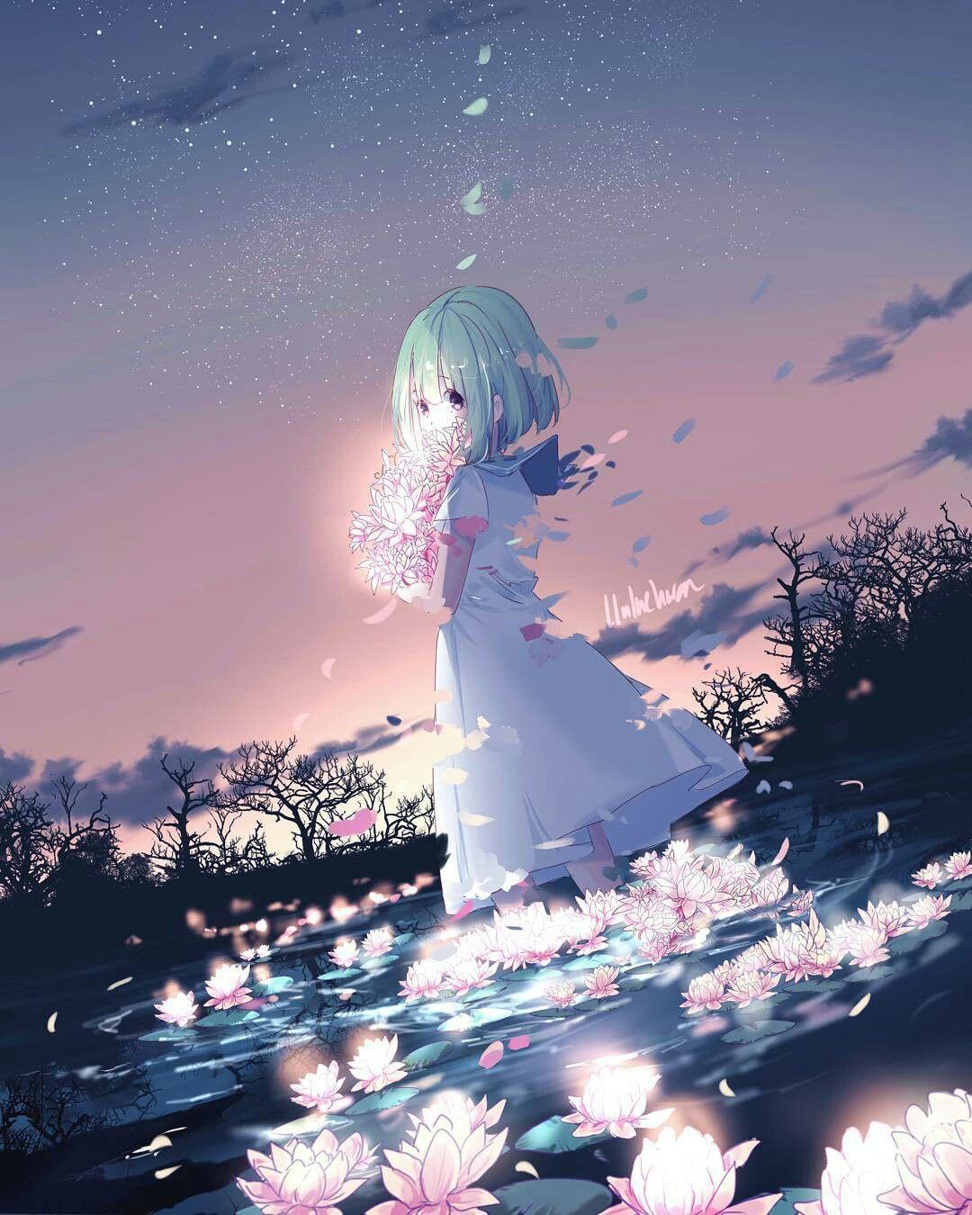 Univers Anime Manga: Artist: ルルー @lluluchwan