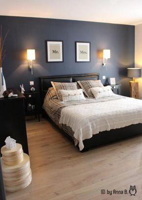 Chambre parentale en 2019 deco chambre deco chambre - Idee de decoration pour chambre a coucher ...