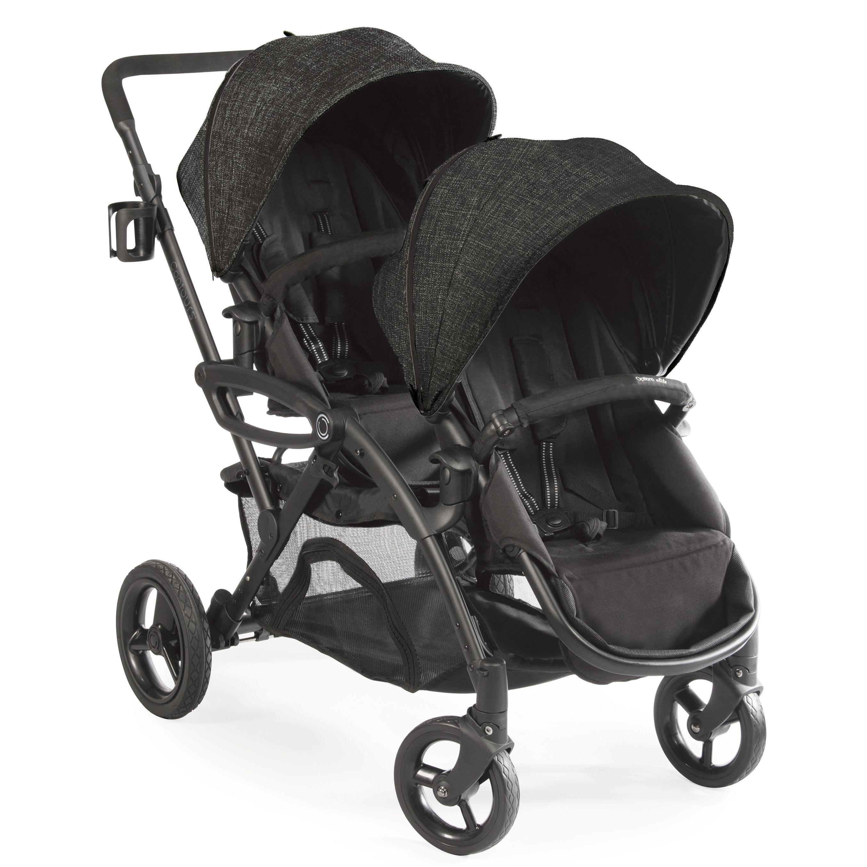 Contours Options Elite Black Carbon Aluminum Tandem
