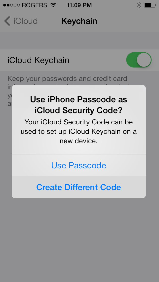 How to Setup & Use iCloud Keychain on iOS 7   iPhone   Ios 7