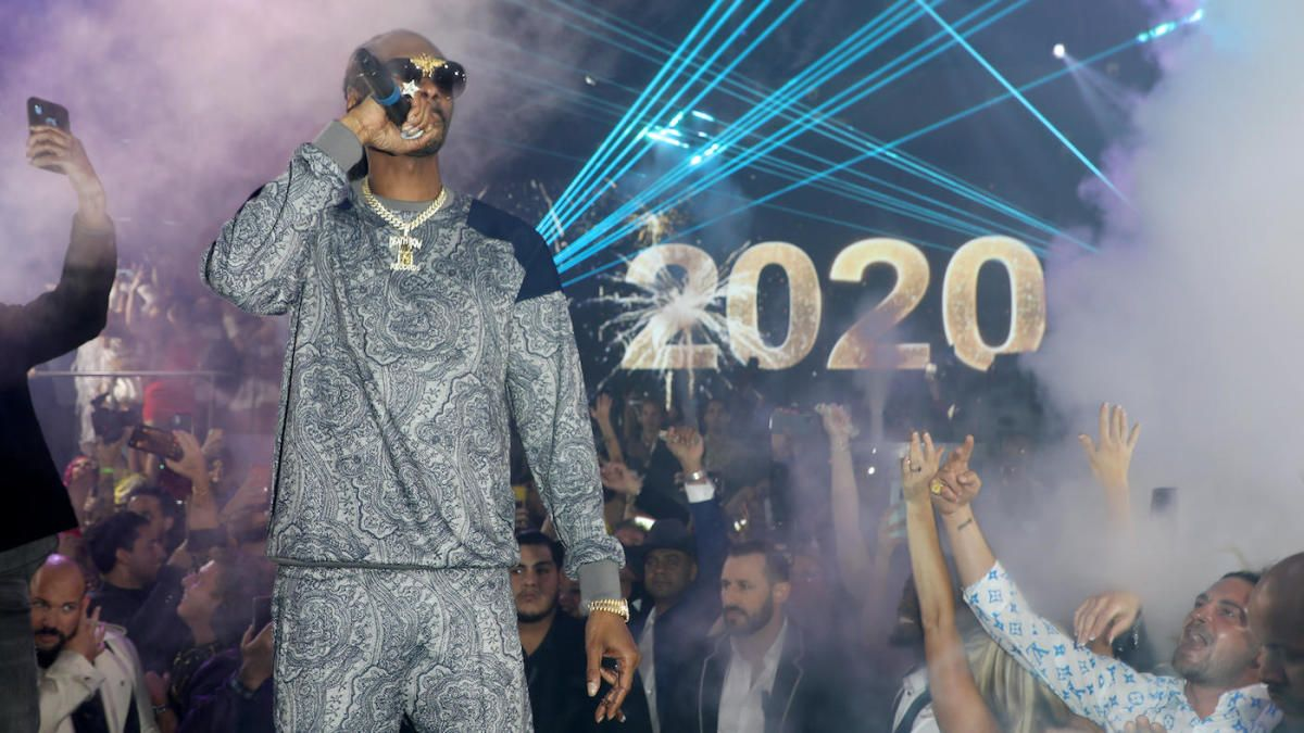 2020 Super Bowl parties in Miami Times and dates