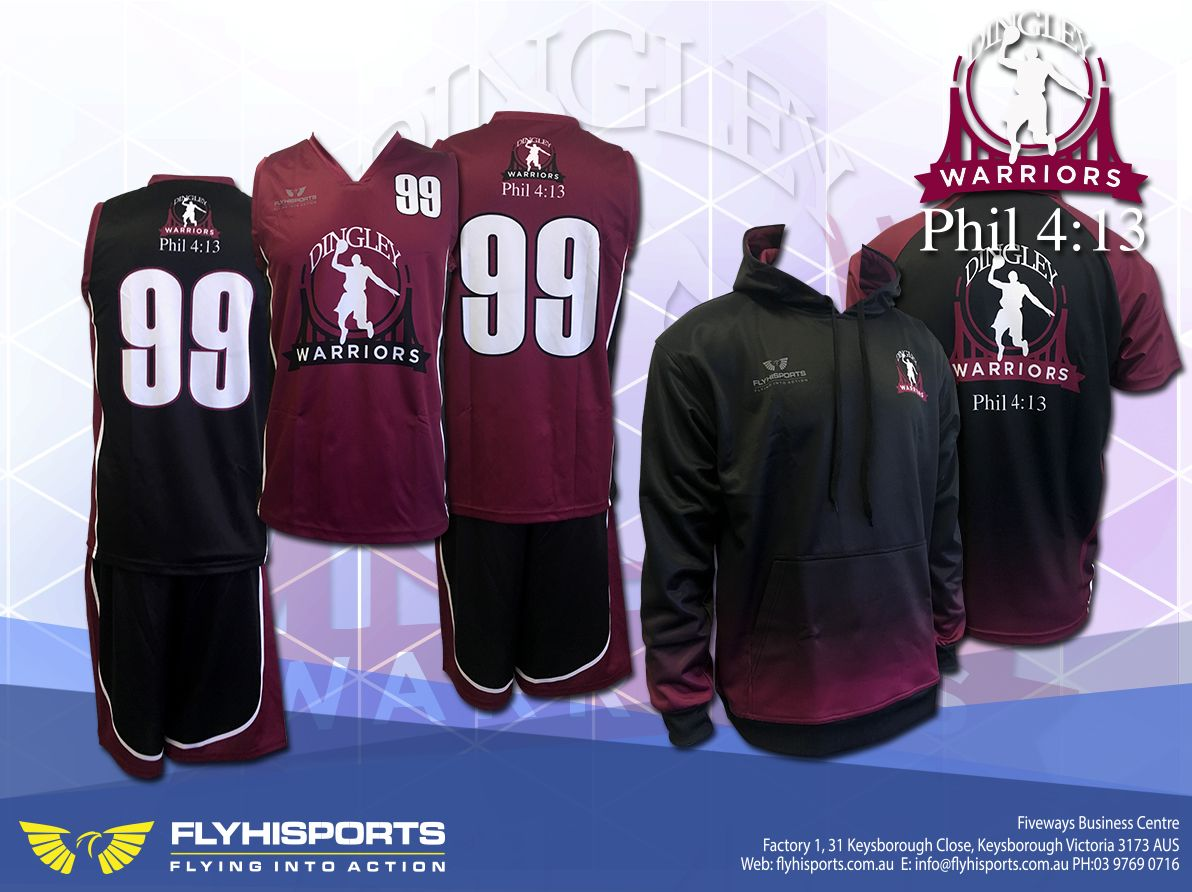 size 40 ac310 8e2ae flyhisports #dingley #warriors #basketball #club #uniform ...