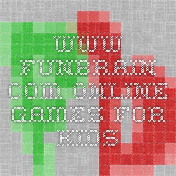 www.funbrain.com - online games for kids