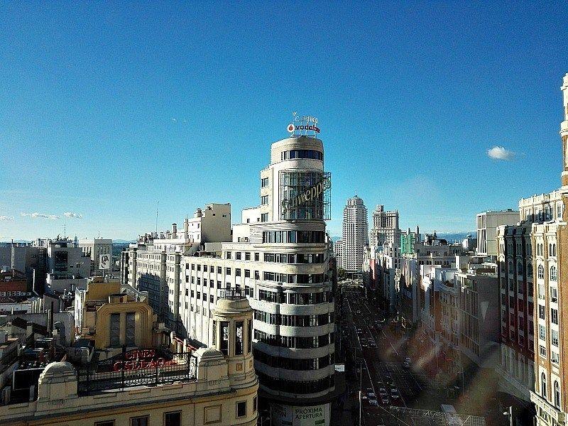 Las Mejores Terrazas Con Vistas De Madrid Gourmet