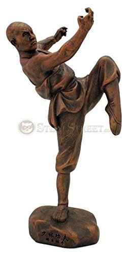 Top Collection Kungfu Series Shaolin Monk Statue Figure Bronze Hue Kung fu Top Land Trading http://www.amazon.com/dp/B00BR1XEJU/ref=cm_sw_r_pi_dp_hkBCwb0MHVD90