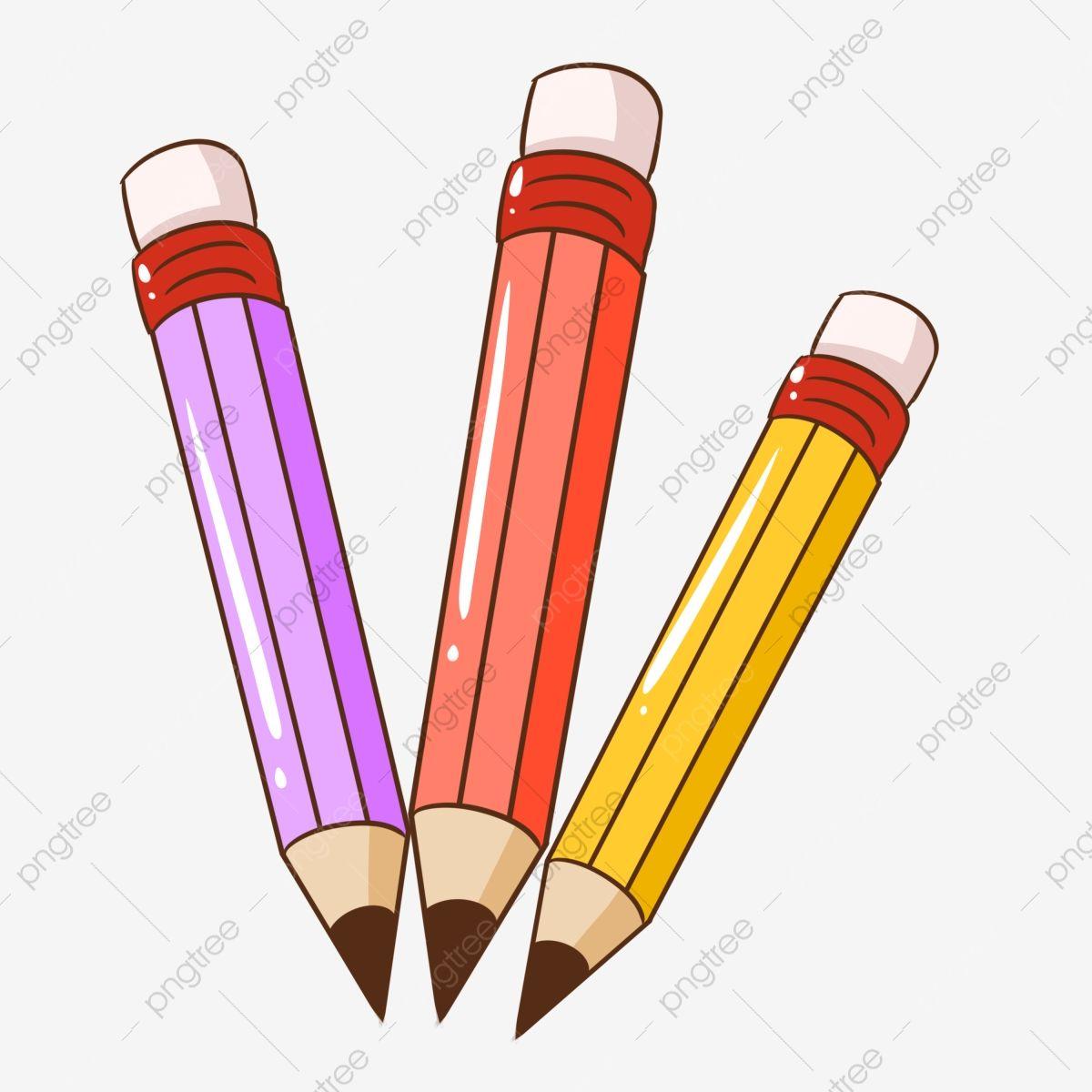Gambar Pensil Berwarna Tiga Pensel Pensel Kreatif Pensel Yang Dilukis Tangan Clipart Pensil Pensel Warna Tiga Pensel Png Dan Psd Untuk Muat Turun Percuma Pensil Warna Gambar Pensil Gambar