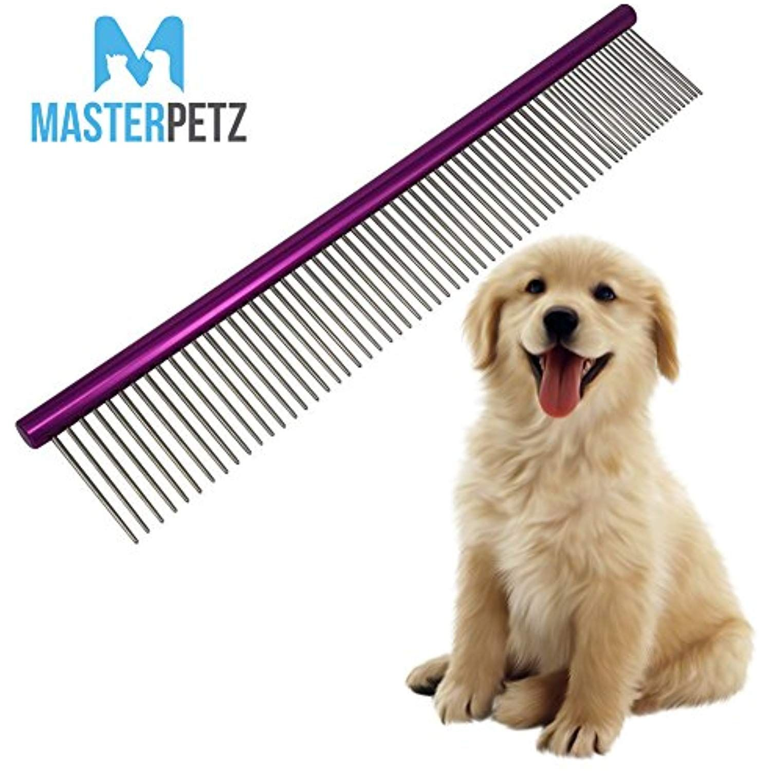 10 Dog Brush Pet Grooming Dematting Comb For Cats Poodle