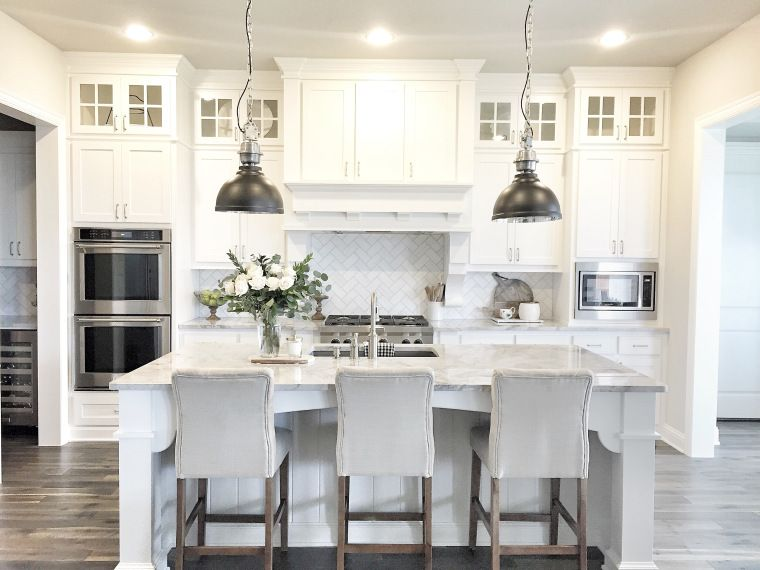 Kitchens With White Cabinets get 20+ white shaker kitchen cabinets ideas on pinterest without