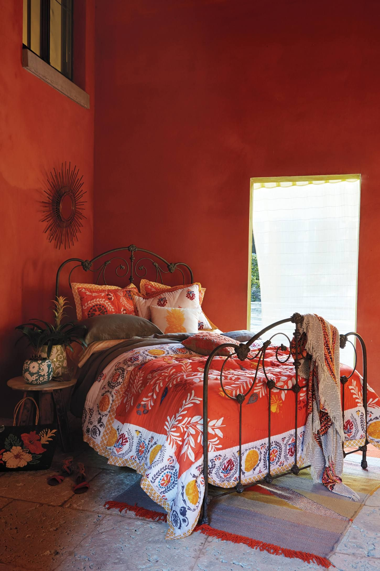 Zocalo Embroidered Quilt Bedroom Decor Home Decor Home