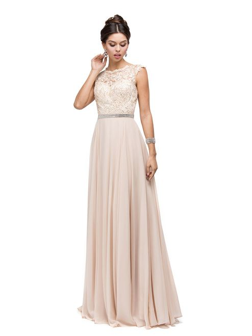 8ab134e722 Dancing Queen 9675 Bridesmaid Long Dress.  197.00 ✓Ships in 3-5 Days ✓All  Size ✓Online Payment Option  Bridesmaid  Dress  Cinderella  Divine  Long ...