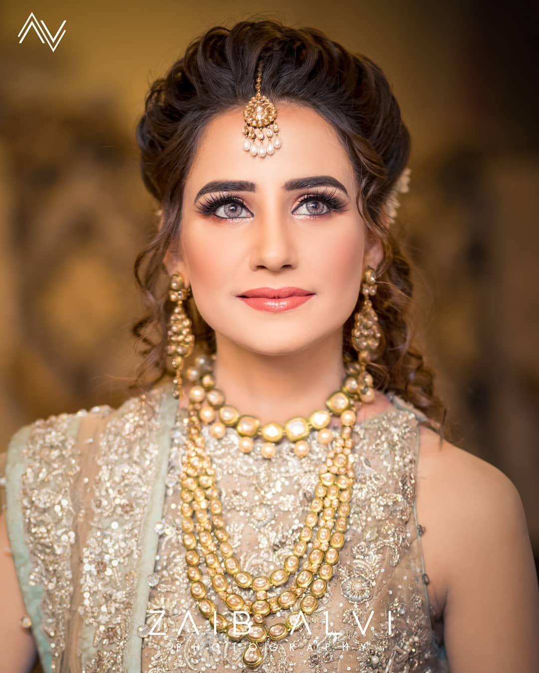 saniyashamshadhussain looking stunning on her walima 💕 you