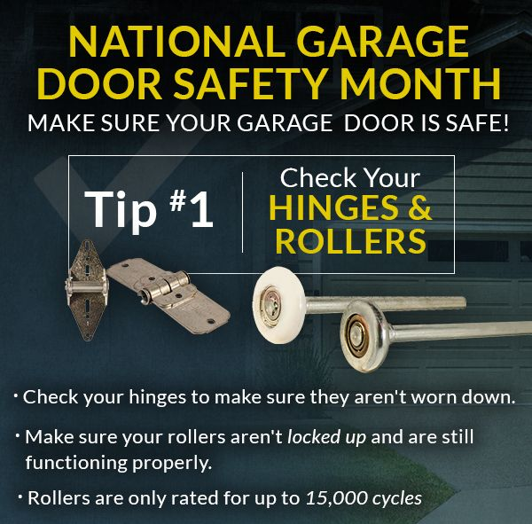 The most common parts that need to be repaired are general repair parts such as hinges & rollers. Make sure you're performing regular maintenance checks on your garage door! Shop Hinges: NorthShoreCommercialDoor.com/hinges.html Shop Rollers: NorthShoreCommercialDoor.com/rollers.html