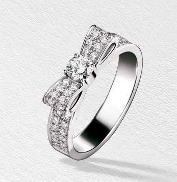 Chanel bague mariage
