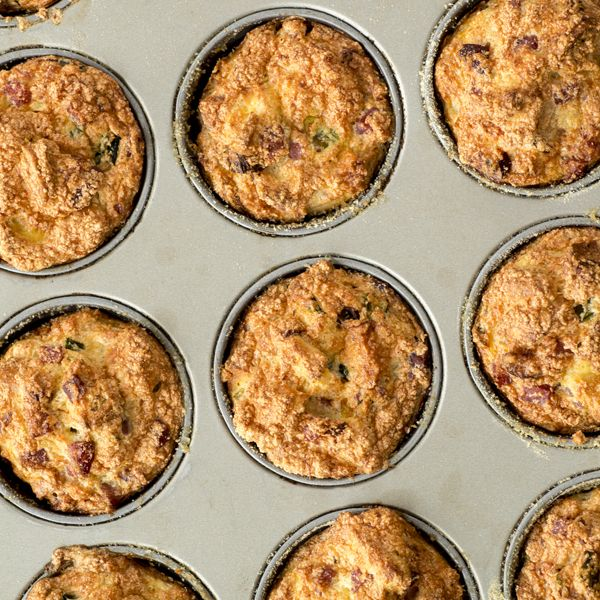 Leftover Stuffing Muffins Recipe from Baby Babkas Kitchen