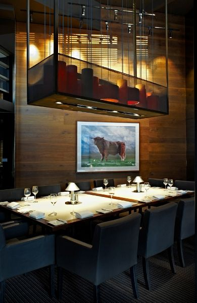 Rockpool Bar Grill Melbourne For The Private Dining Room