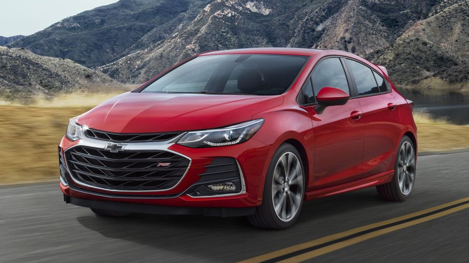 Chevrolet Updates Malibu Cruze And Spark For 2019 Chevrolet