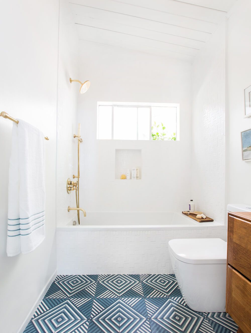 17 Incredibly Cool Bathrooms for Every Style | Badezimmer, Bäder und ...