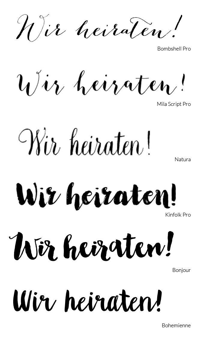 sch ne kalligrafie script schriftarten f r eure hochzeitseinladung kalligrafie schriftarten. Black Bedroom Furniture Sets. Home Design Ideas