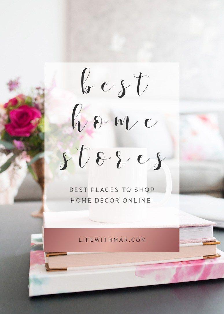 Best Places To Shop Home Decor Online