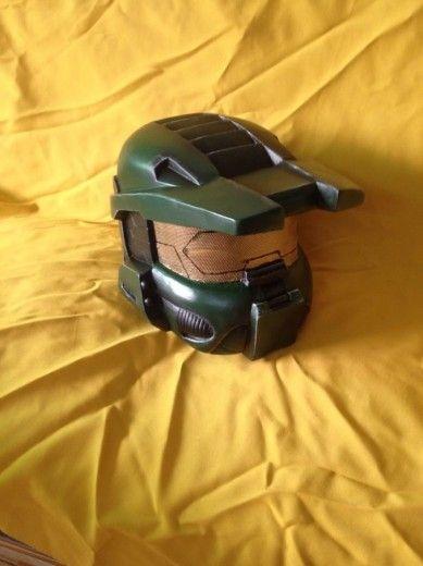 Morris Costumes DG89996 Master Chief Full Helmet Adult Costume