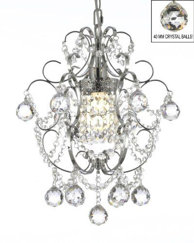 Chrome crystal chandelier chandeliers lighting h 15 w 115 the chrome crystal chandelier chandeliers lighting h 15 w 115 the gallery http aloadofball Choice Image