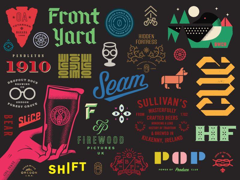 What year is it again? by Matt Erickson #Design Popular #Dribbble #shots