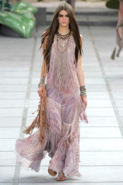 Roberto Cavalli Spring/Summer 2011 Ready-To-Wear Collection   British Vogue