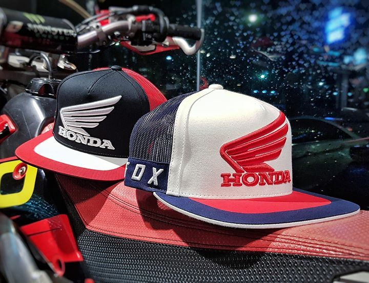 421a51847 FOX HONDA SNAPBACK HAT Available now at XClub leading stores! FOX X ...