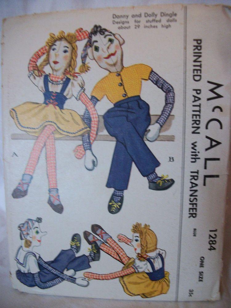 McCall 1284 29\
