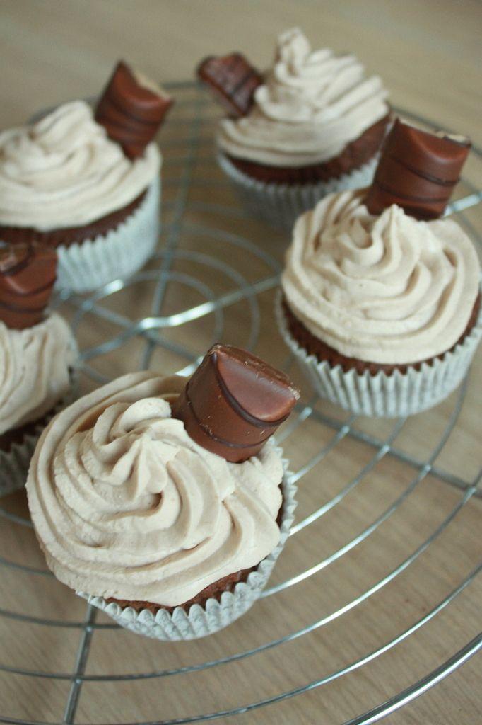 ♥♥♥ Cupcakes au Kinder Bueno® ♥♥♥