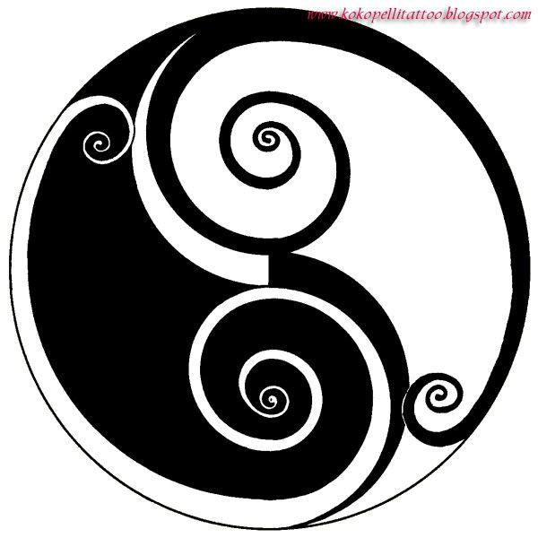 yin yang tattoo maori - Pesquisa Google | Tatoo | Pinterest | Yin ...