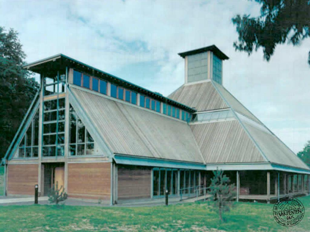 Timber Frame Commercial Buildings By Carpenter Oak