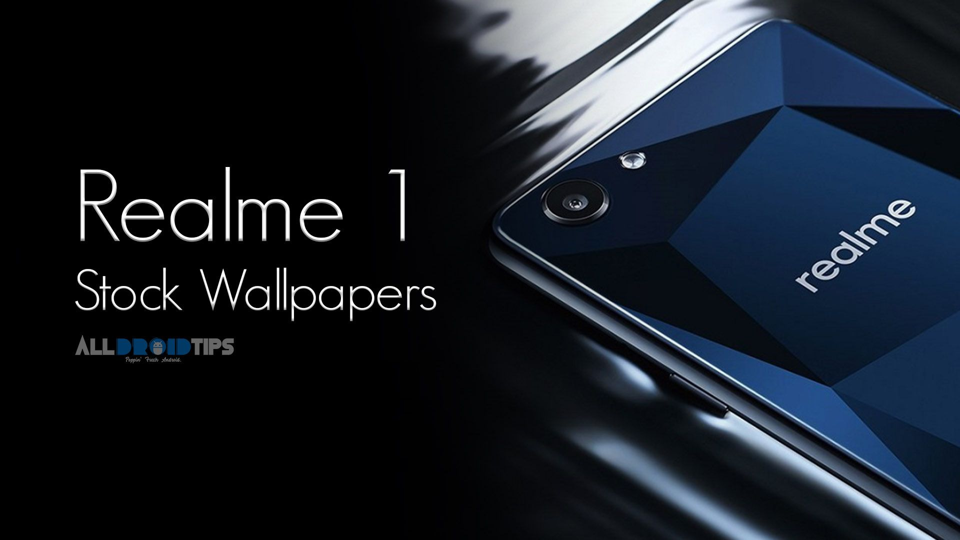 Here In This Post We Share Oppo Realme One Stock Wallpapers In Full