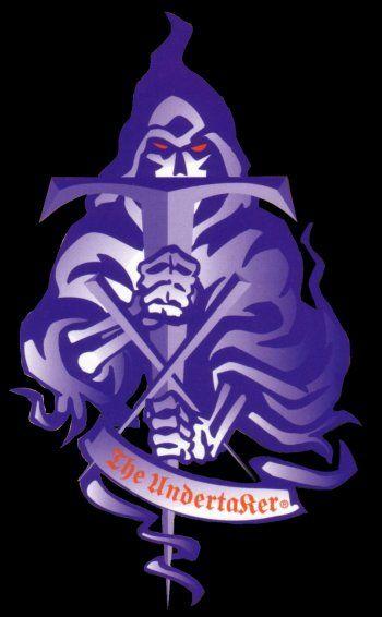 the undertaker logo 9 wwe a wrestling pinterest