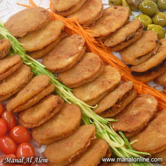 بطاطا مبطنة Recipes Food Sausage