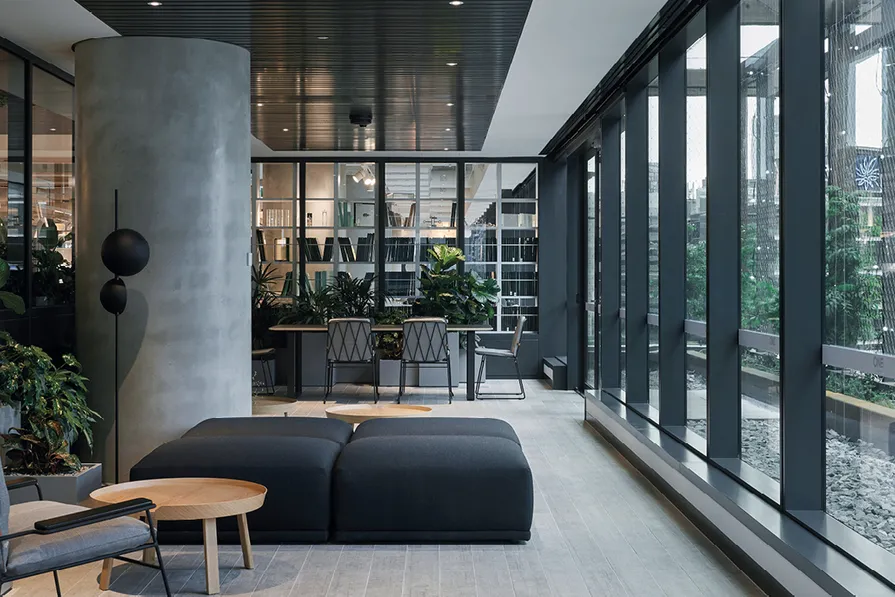 2019 Australian Interior Design Awards Sustainability Advancement