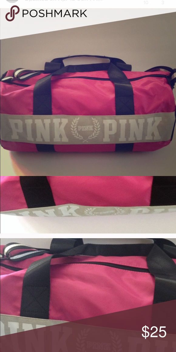 Victoria s Secret Bag - Love Pink Duffel Gym Bags New Victoria s Secret Bag  - Love Pink Duffel   Gym Bags These are 19