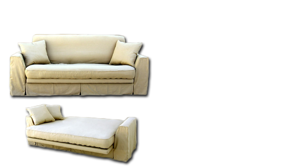 California Collection Lofa Sofa Couch Canape Food Settee Daybed