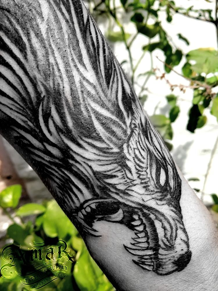 17++ Astonishing Wolf forearm tattoo meaning ideas in 2021