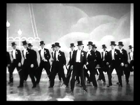 Fred Astaire Top Hat White Tie Tails The Full Dance Accept No Substitute Music Images Dance Forever Just Dance