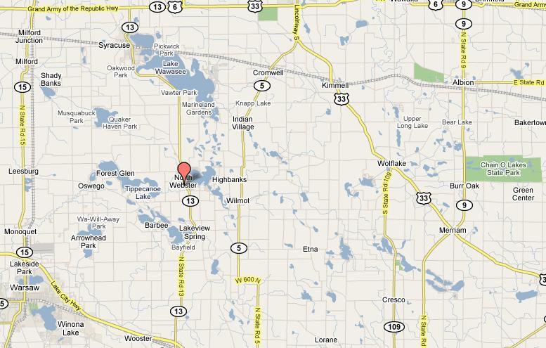 Lake Webster North Webster Indiana float Pinterest Lakes