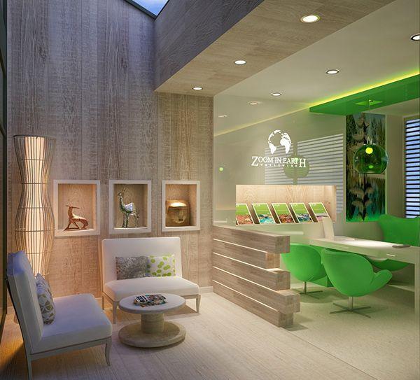 Conceptual Design Travel Agency On Behance Con Imagenes