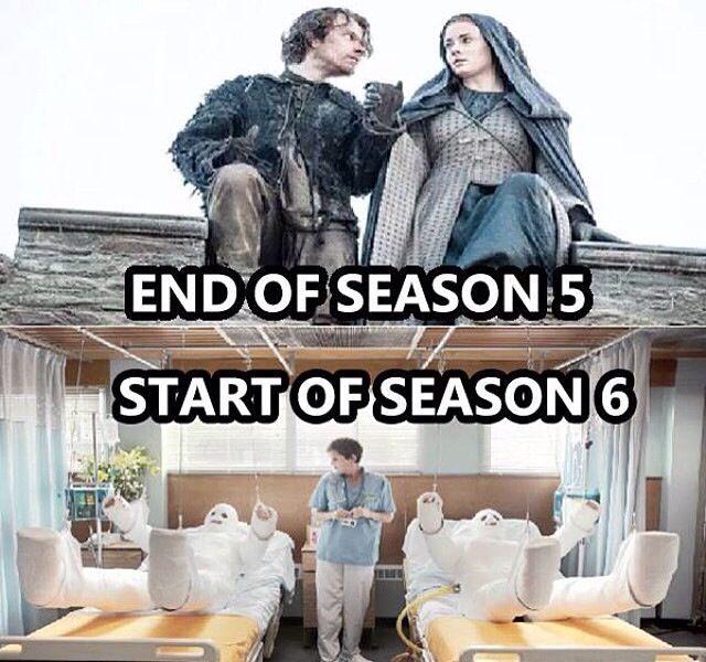 End of Season Five